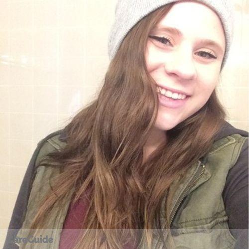 Canadian Nanny Provider Alicia R's Profile Picture