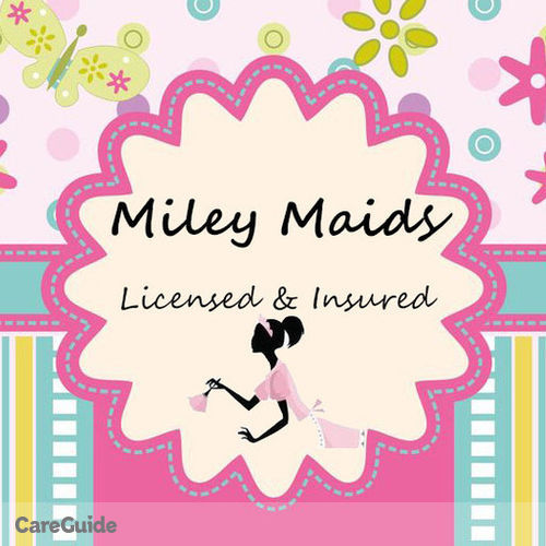 Housekeeper Provider Miley Maids LLC's Profile Picture