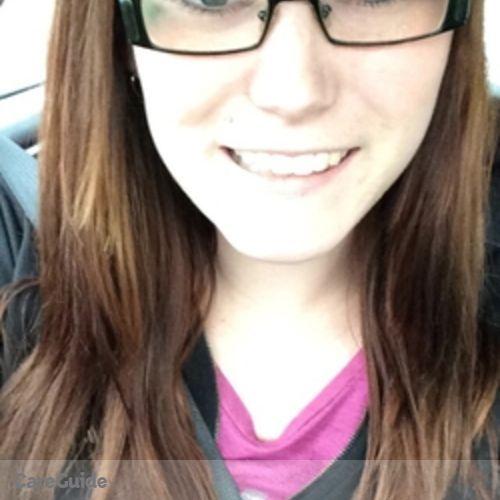 Canadian Nanny Provider Brooke Simon's Profile Picture