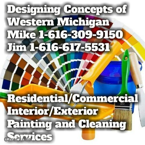 Painter Provider Michael Fouse's Profile Picture