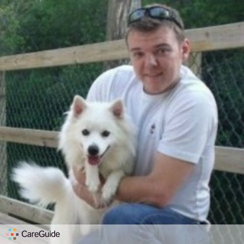 Pet Care Provider Brandon Willard's Profile Picture