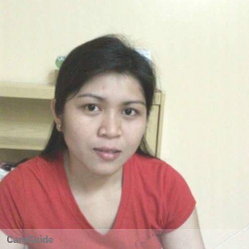 Canadian Nanny Provider Faith Hope Castro P's Profile Picture
