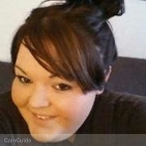 Canadian Nanny Provider Meagan Meyerhoffer's Profile Picture