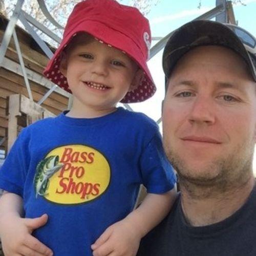 Child Care Job Patrick M's Profile Picture