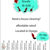 House Cleaning Company in Binghamton