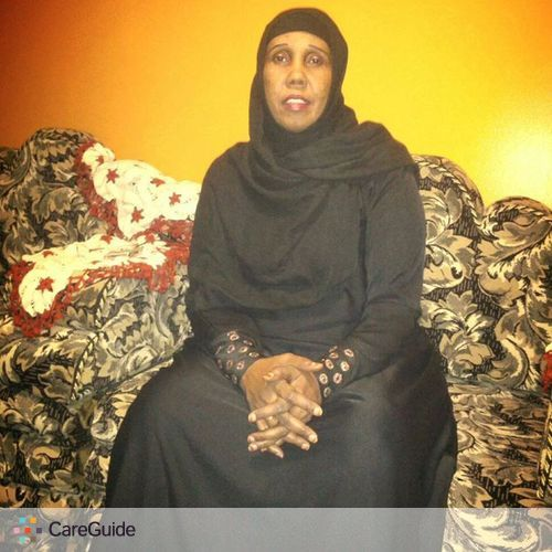 Child Care Provider Luul Mohamed's Profile Picture