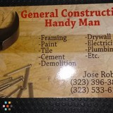 General Construction Handy Man... Gardening/Landscaping