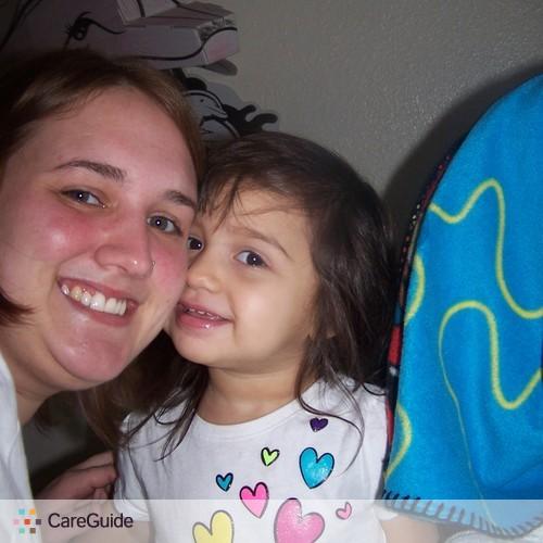 Child Care Provider Morgan P's Profile Picture