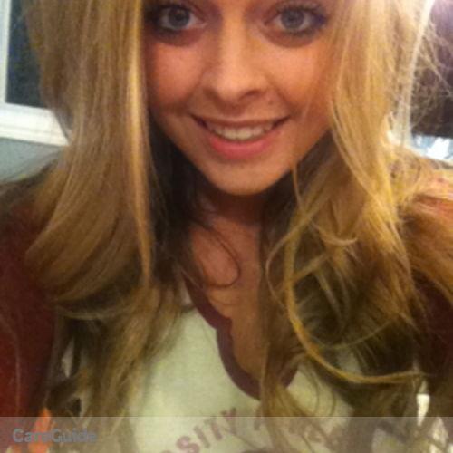 Canadian Nanny Provider Andrea Evans's Profile Picture