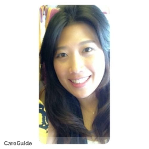 Canadian Nanny Provider Kraleen Bun's Profile Picture