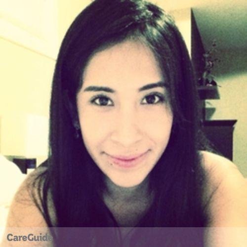 Canadian Nanny Provider Susana Kamala Chavez Diaz's Profile Picture