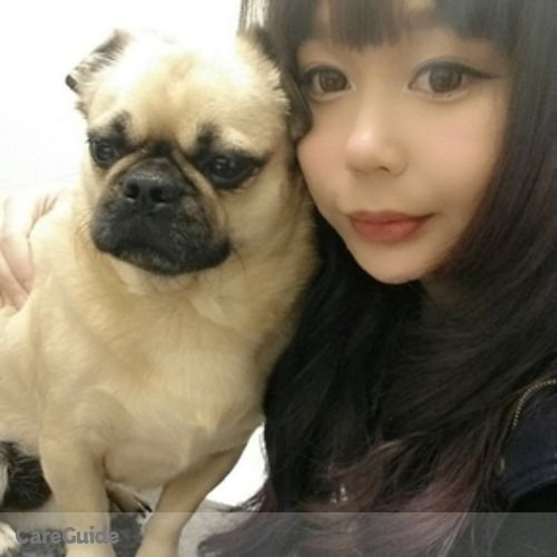 Pet Care Provider Jasmine Seng's Profile Picture