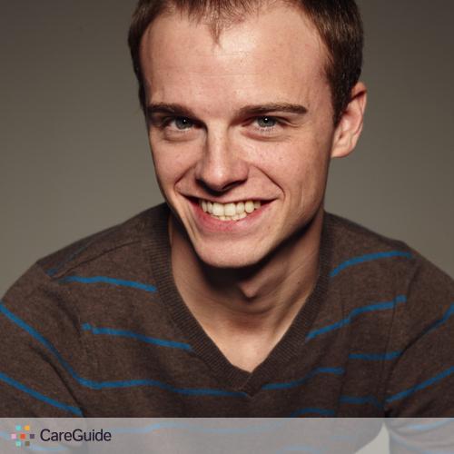 Child Care Provider Caeleb Reisinger's Profile Picture