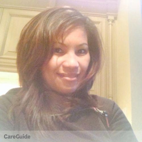 Canadian Nanny Provider Noemi B's Profile Picture