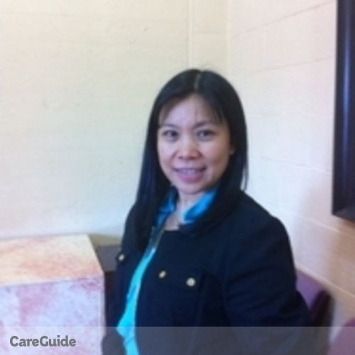 Canadian Nanny Provider Maybelen B's Profile Picture