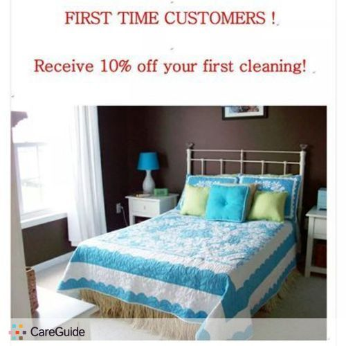 Housekeeper Provider Clean and Shiny Cleaning Services's Profile Picture