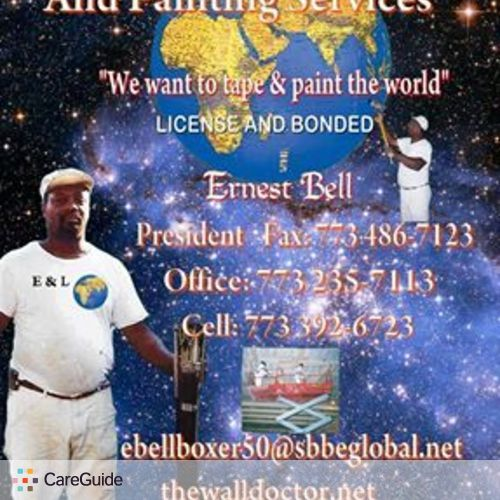 Painter Provider Enest Bell's Profile Picture