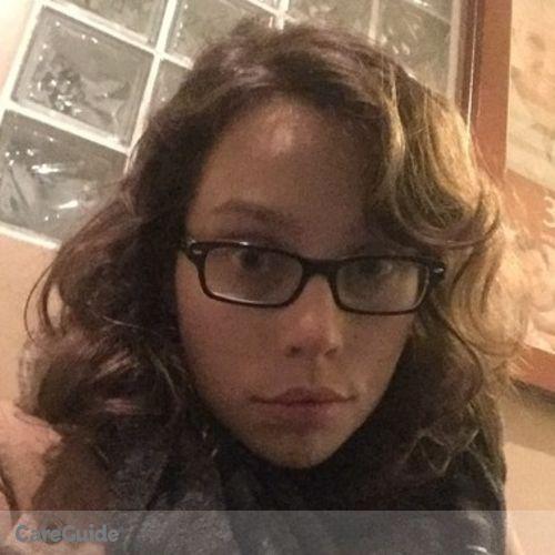 Canadian Nanny Provider Jessica Barrett's Profile Picture