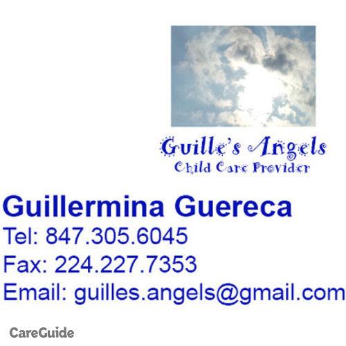 Child Care Provider Guillermina B's Profile Picture