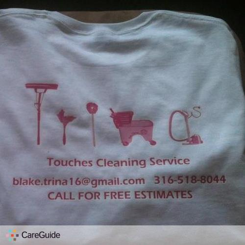 Housekeeper Provider Trina Cleaning's Profile Picture
