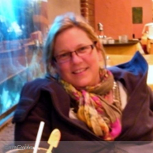Canadian Nanny Provider Brenda Witherspoon-Bedard's Profile Picture