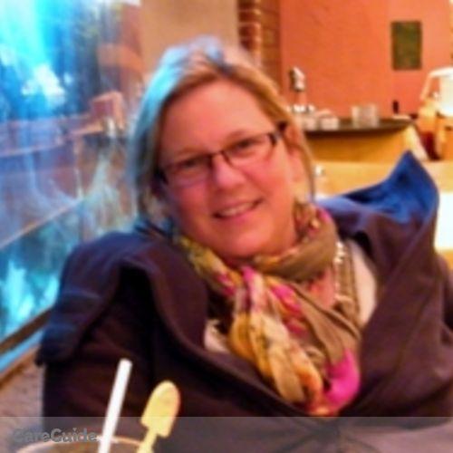 Canadian Nanny Provider Brenda W's Profile Picture