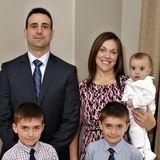 Family in Brockville