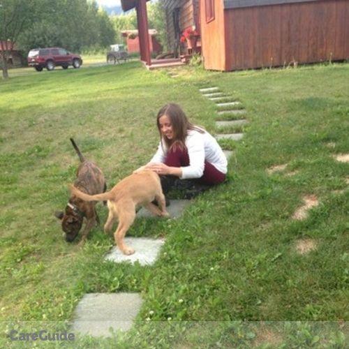 Pet Care Provider Hallé Audette's Profile Picture
