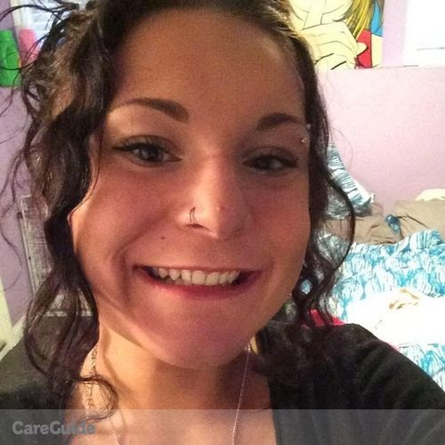 Canadian Nanny Provider Carly Taylor's Profile Picture