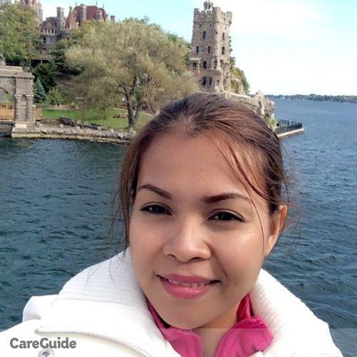Canadian Nanny Provider Maria Josefina Nadon's Profile Picture