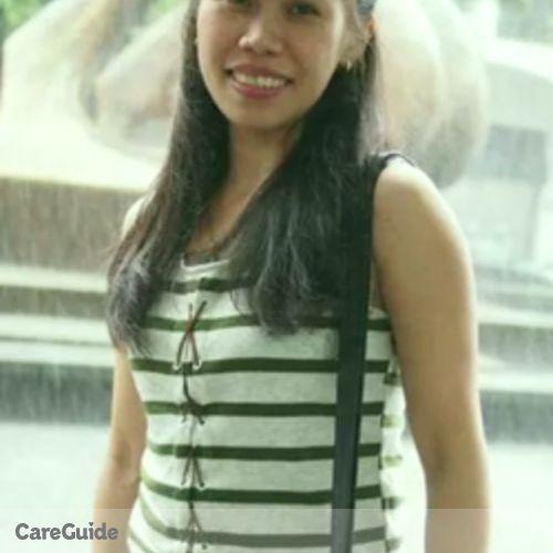 Canadian Nanny Provider Teolita P's Profile Picture