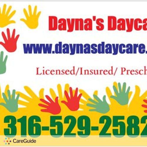 Child Care Provider Dayna B's Profile Picture