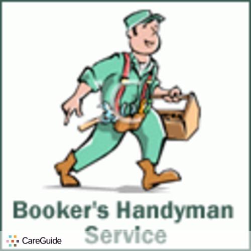 Handyman Provider Jeramie Booker's Profile Picture