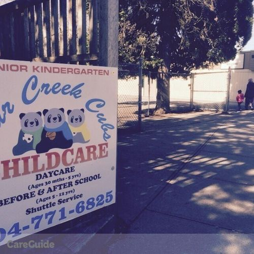 Child Care Job Bear Creek Cubs Childcare's Profile Picture