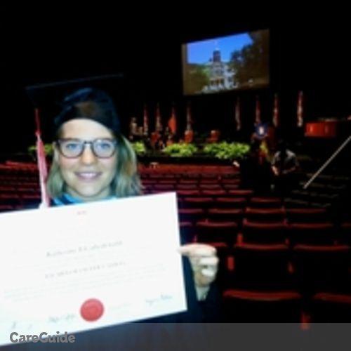 Canadian Nanny Provider Katherine Gibb's Profile Picture