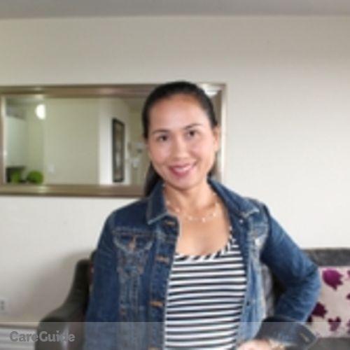 Canadian Nanny Provider Crispula Tandaan's Profile Picture