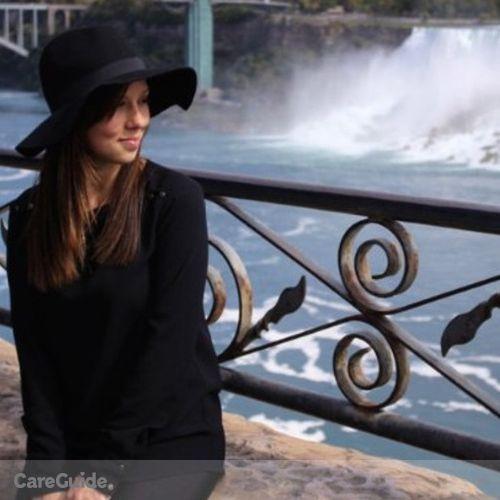 Canadian Nanny Provider Sarah Olewski Klassen's Profile Picture