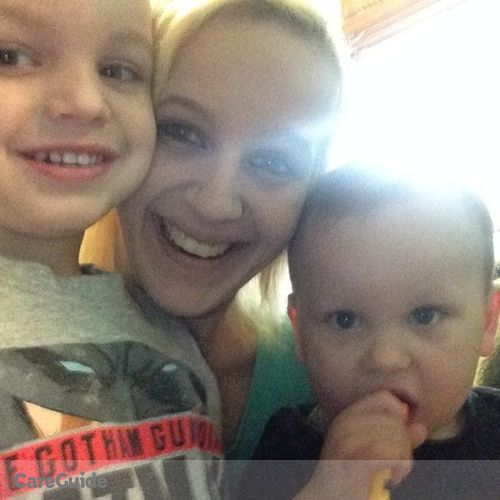 Canadian Nanny Provider Kathleen B's Profile Picture