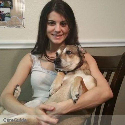 Pet Care Job Jennifer Jordan's Profile Picture