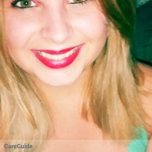 Canadian Nanny Provider Jéssica Anecí Freitas Vieira's Profile Picture