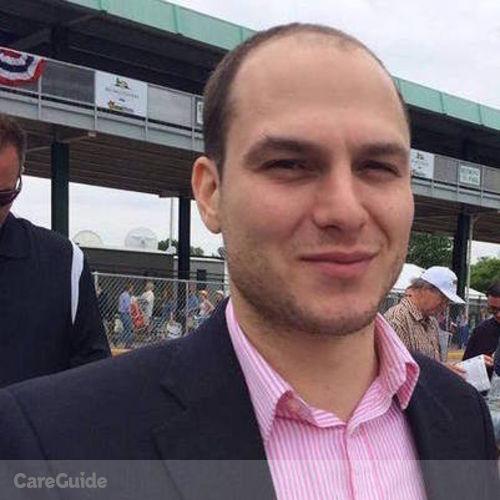 House Sitter Provider Alfredo Echeverria's Profile Picture