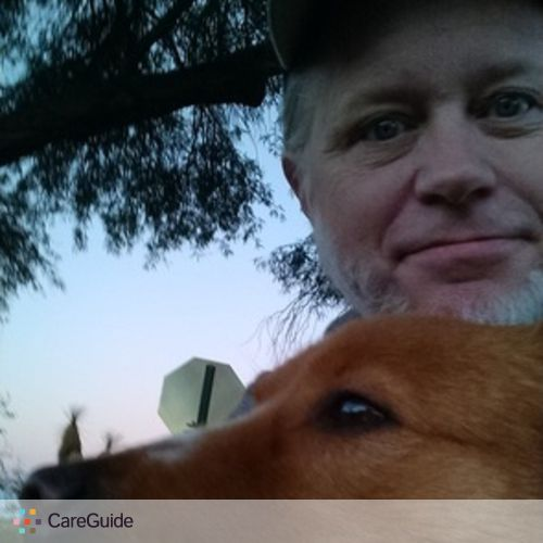 Pet Care Provider Michael Cornelius's Profile Picture