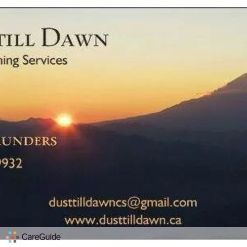 Housekeeper Provider Dust till Dawn 's Profile Picture