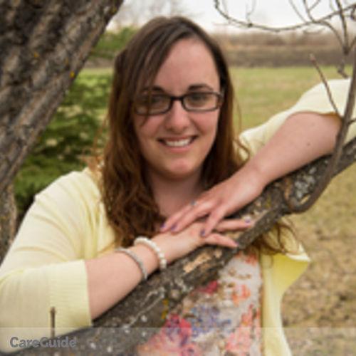 Canadian Nanny Provider Amanda Walker's Profile Picture