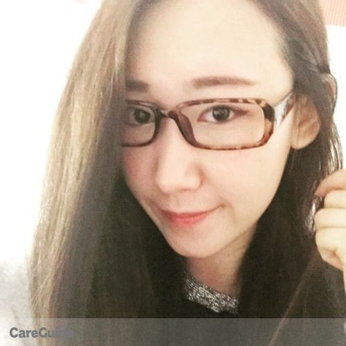 Pet Care Provider Jessica Jin's Profile Picture