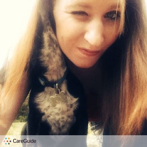 Pet Care Provider Stephanie Wolf's Profile Picture
