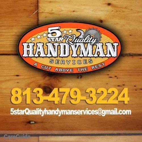 Handyman Provider Estanislao B's Profile Picture