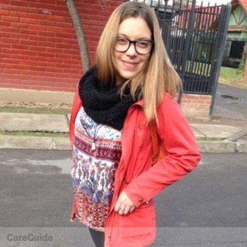 Canadian Nanny Provider Catalina G's Profile Picture