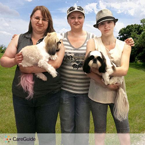 Pet Care Provider Lucy Overkova's Profile Picture