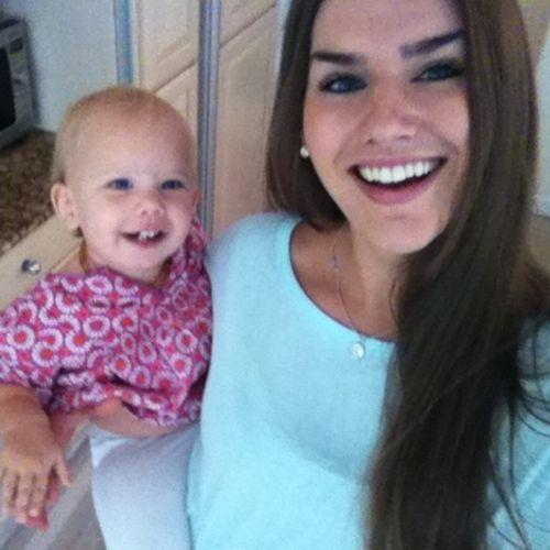 Canadian Nanny Provider Ashley Dejeet's Profile Picture